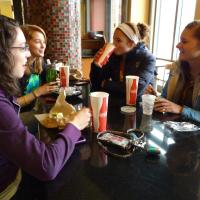 Commuters can eat at 4 locations in the Ohio Union